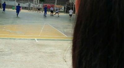 Photo of Basketball Court สนามบาสโรงเรียนลำปางกัลยาณี at โรงเรียนลำปางกัลยาณี, ลำปาง, จังหวัดลำปาง, Thailand