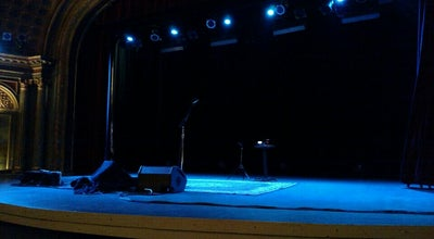 Photo of Concert Hall Bing Crosby Theater at 901 W Sprague Ave, Spokane, WA 99201, United States
