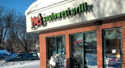 Photo of Burrito Place Moe's Southwest Grill at 1150 Williston Rd., Burlington, VT 05403, United States