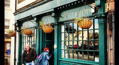 Photo of Pub Malt & Hops at 45 Shore, Edinburgh EH6 6QU, United Kingdom