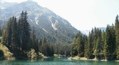 Photo of Lake Obernbergersee, Tirol at Austria