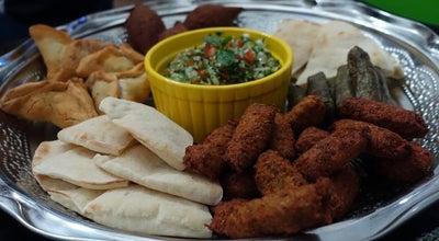 Photo of Falafel Restaurant Pita Majita Restaurante Arabe at Carrera 5 # 2-130, Colombia