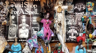 Photo of Gift Shop Reverend Zombie's House of Voodoo at 725 Saint Peter St, New Orleans, LA 70116, United States