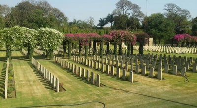 Photo of Historic Site Kirkee War Cemetery at Mula Road, Pune, India