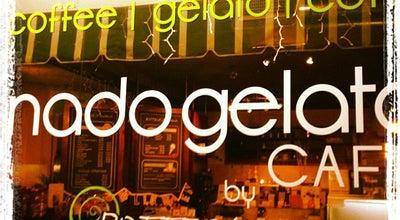Photo of Ice Cream Shop Bottega Italiana at 1017 C Ave, Coronado, CA 92118, United States