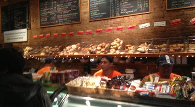 Photo of Bagel Shop Bagel Express at 1804 2nd Avenue, New York, NY 10128, United States