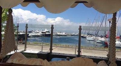 Photo of Cafe Marina Salute Cafe & Restaurant at Cengiz Kocal Cad., Yalova 77100, Turkey