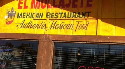 Photo of Mexican Restaurant El Molcajete at W 4th St, Tahlequah, Ok 74464, Tahlequah, OK 74464, United States