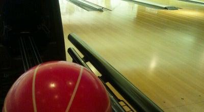 Photo of Bowling Alley ラウンドワンスタジアム 大分店 at 萩原2丁目13-17, 大分市 870-0921, Japan