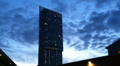 Photo of Cocktail Bar Cloud 23 at Beetham Tower, Manchester M3 4LQ, United Kingdom