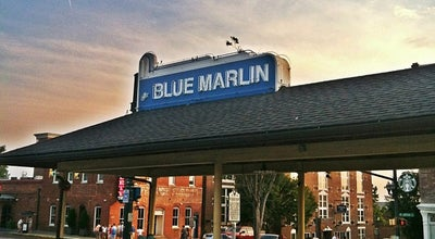 Photo of Seafood Restaurant Blue Marlin at 1200 Lincoln Street, Columbia, SC 29201, United States