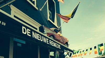 Photo of Bar De Nieuwe Remedie at Stationsstraat 47, Kapellen 2950, Belgium