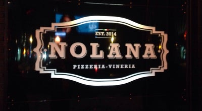 Photo of Italian Restaurant Nolana Pizzeria at 444 Rue Mcgill, Montreal, QC H2Y 2G1, Canada