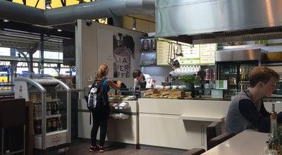 Photo of Italian Restaurant Julia's at Station Nijmegen, Nijmegen, Netherlands