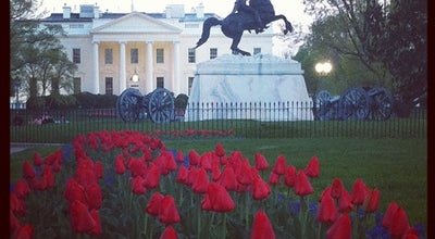 Photo of Park Lafayette Square Park at 1601 Pennsylvania Ave Nw, Washington, DC 20502, United States