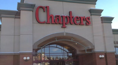 Photo of Bookstore Chapters at 445 St. Albert Trail,, St. Albert, AB T8N 6T9, Canada