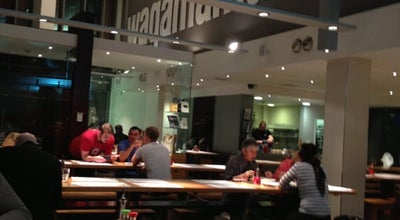 Photo of Asian Restaurant Wagamama at 14 Mill Ln, Cardiff CF10 1FL, United Kingdom