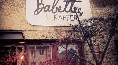 Photo of Cafe Babettes Kafferi at Stora Badstugatan 4, Linköping 582 23, Sweden