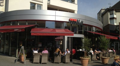 Photo of Cafe Café Extrablatt at Bahnhofstraße 27, Witten 58452, Germany