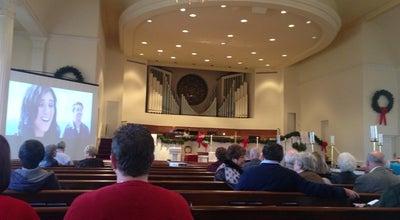 Photo of Church Central United Methodist Church at 801 S Hayne St, Monroe, NC 28112, United States
