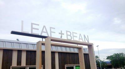 Photo of Cafe LEAF + BEAN at 2901 Nw 36th St., Oklahoma City, OK 73112, United States