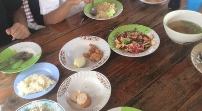 Photo of Fried Chicken Joint ส้มตำเจ๊บูด at Thailand