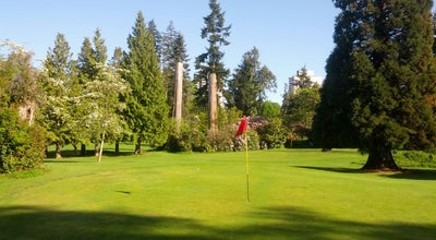 Photo of Golf Course Stanley Park Pitch & Putt at 1069 Lagoon Dr, Vancouver, Br, Canada