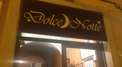 Photo of Bakery Dolce Notte at Piazza Gambacorti, Pisa, Italy