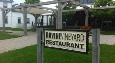 Photo of Winery Ravine Vineyard Estate Winery at 1366 York Rd, St. Davids, ON L0S 1P0, Canada