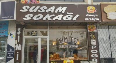 Photo of Bakery Simitçi Susam Sokağı at İzzetiye Mah. Şehit Servet Aktaş Cad. No: 12/b, Malatya, Turkey