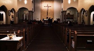 Photo of Church St Mary Catholic Church at 1062 Charnelton St, Eugene, OR 97401, United States