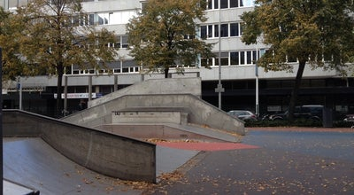 Photo of Skate Park Skatepark West-Blaak at Westblaak 107, Rotterdam 3012 KG, Netherlands
