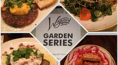 Photo of New American Restaurant Wayward Sons at 3525 Greenville Ave, Dallas, TX 75206, United States