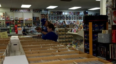 Photo of Bookstore A To Z Comics at 1300 Sw Us Highway 40, Blue Springs, MO 64015, United States