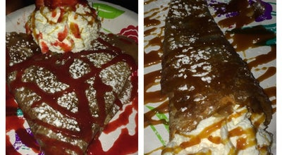 Photo of French Restaurant Crepes Canaveral From Brittany at 80 Saint Marks Pl, New York, NY 10003, United States