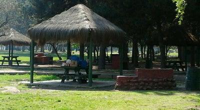 Photo of Park Parque Padre Hurtado at Francisco Bilbao 8105, La Reina, Chile