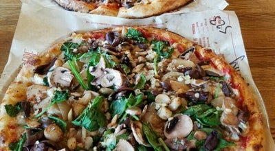 Photo of Pizza Place Blaze Pizza at 108 W Foothill Blvd, Monrovia, CA 91016, United States