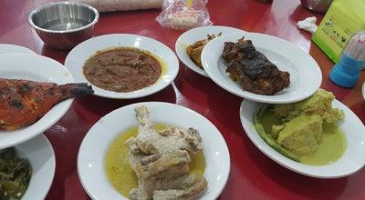 Photo of Asian Restaurant Warung Padang Upik at Jl. Bhayangkara, Samarinda, Indonesia