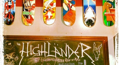Photo of Dive Bar The Highlander at 931 Monroe Dr Ne, Atlanta, GA 30308, United States