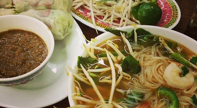 Photo of Asian Restaurant Pho 99 at 3141 E Mckinley Ave, Fresno, CA 93703, United States