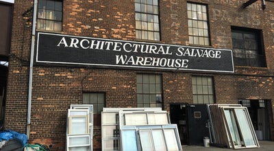 Photo of Antique Shop Architectural Salvage Warehouse at 4885 15th St, Detroit, MI 48208, United States