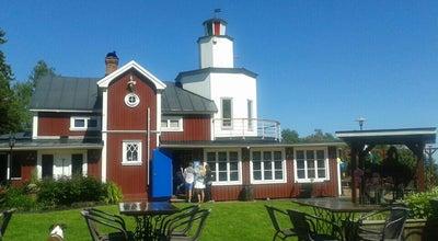 Photo of Cafe Café August at Kanikenäsbanken 16, Karlstad 652 26, Sweden