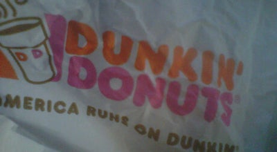 Photo of Coffee Shop Dunkin' Donuts at 761 7th Ave, New York, NY 10019, United States