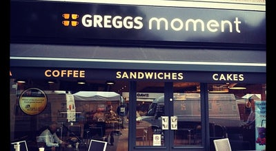 Photo of Bakery Greggs at 60 High Street, Staines TW18 4DY, United Kingdom