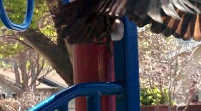 Photo of Playground Paloma Playground at 900 Paloma Ave, Burlingame, CA 94010, United States