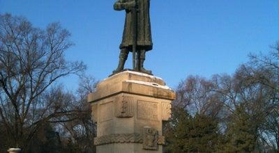 Photo of Monument / Landmark Monumentul lui Ștefan cel Mare at Bd. Ștefan Cel Mare Și Sfânt, Chișinău, Moldova