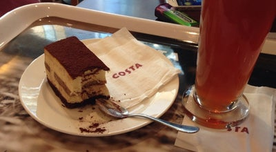 Photo of Coffee Shop Costa Coffee at 高德置地广场 Gtland Plaza, Guangzhou, Gu, China