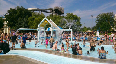 Photo of Water Park Soak City at 1 Valleyfair Dr, Shakopee, MN 55379, United States