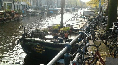 Photo of Museum Woonbootmuseum | Houseboat Museum at Prinsengracht 296 K, Amsterdam 1016 HW, Netherlands