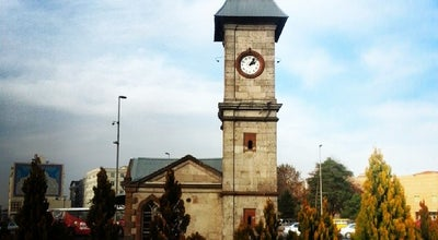 Photo of Monument / Landmark Saat Kulesi at Cumhuriyet Meydanı, Kayseri, Turkey